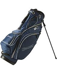 Spalding Sac de golf trépied homme-Bleu marine - 9 cm
