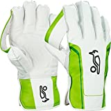 300L wicket keeping gloves, Natural, M