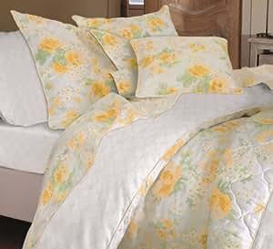 laura ashley norton mimosa gelb kissenbezug 80x80 wendedesign mit rei verschluss. Black Bedroom Furniture Sets. Home Design Ideas