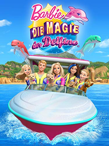 Barbie™ Die Magie der Delfine [dt./OV] (Barbie Magic Puppe)