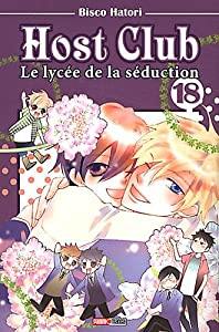 Host Club Edition simple Tome 18