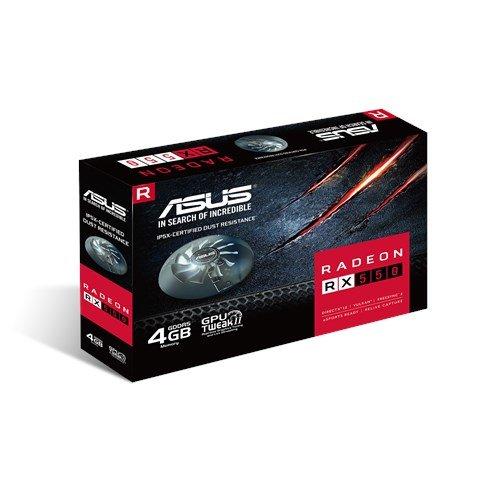ASUS Radeon RX 550 4GB - 2