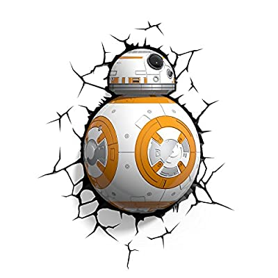 Star Wars Bb-8 3D Deco Light