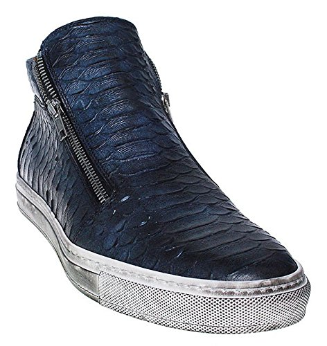 CLOCHARME, Sneaker uomo blu Blau, blu (Blau), 40 EU