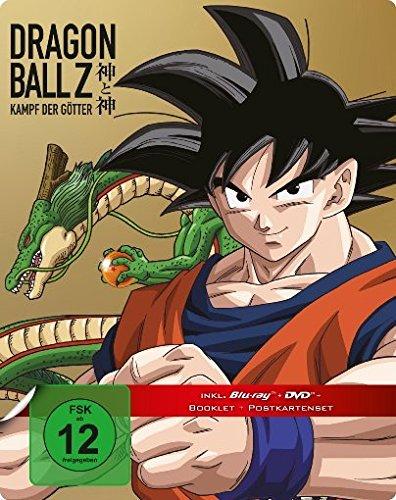 Dragonball Z - Kampf der Götter - Steelbook [Blu-ray]