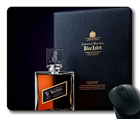 Popular Mouse Pad With Johnnie Walker Blue Label Parfum Brand