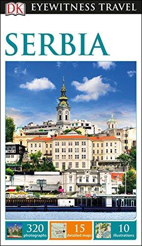 DK Eyewitness Travel Guide Serbia por Dk Travel