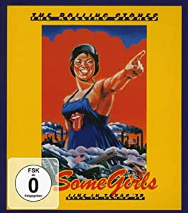 Rolling Stones - Some Girls/Live in Texas '78 [Blu-ray]