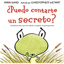 ¿Puedo contarte un secreto? (Album ilustrado)
