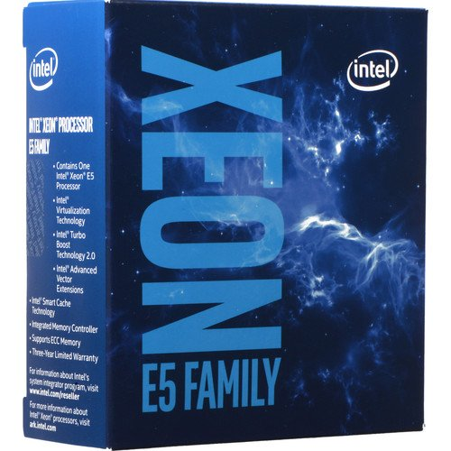 Intel bx80660e52680 V4 CPU/Xeon E5–2680 V4 2,40 GHz Box Prozessor – Blau Intel Broadwell Cpu