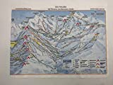 Wipeout Piste Map Lens Cloth Three Valleys (3 Vall�es)