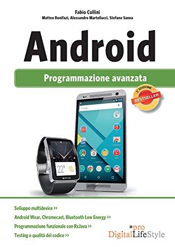 Android: Programmazione avanzata (Italian Edition) eBook: Fabio ...