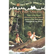 Magic Tree House #5-8[ MAGIC TREE HOUSE #5-8 ] By Osborne, Mary Pope ( Author )May-28-2002 Paperback