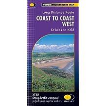 Coast to Coast West XT40 (Route Map)