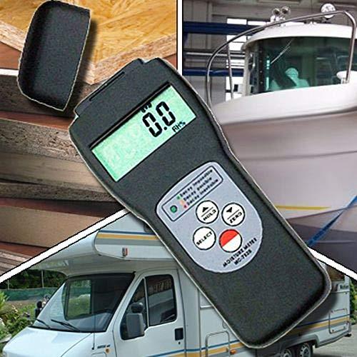 Holzfeuchtemessgerät Feuchtemesser Feuchtemessgerät Möbel Caravan Boot Holz Wohnwagen Induktiv F13