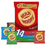 Hula Hoops Una Variedad De 24g X 14 Por Paquete (Paquete de 2)