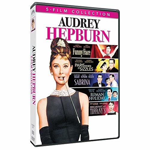 Audrey Hepburn 5-film Kollektion-5DVD Set