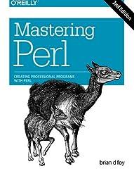 Mastering Perl 2ed