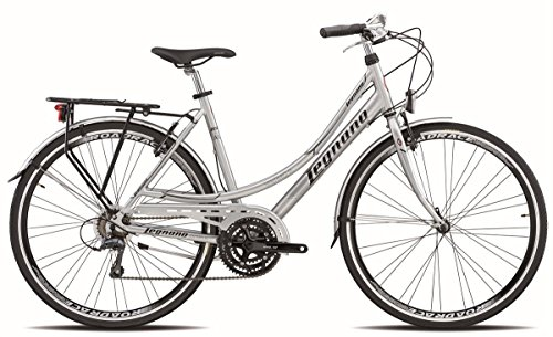 LEGNANO BICICLETA 301 VENTIMIGLIA LADY 21 V TALLA 44 SILVER (CITY)/BICYCLE 301 VENTIMIGLIA LADY 21S SIZE 44 SILVER (CITY)