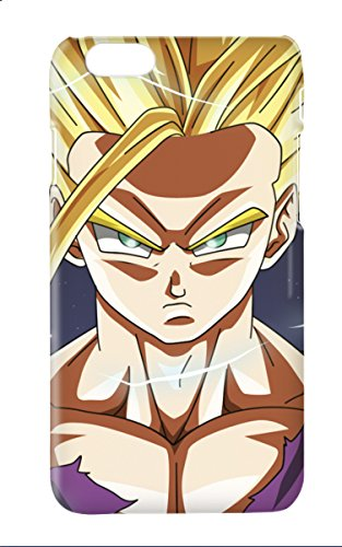 Funda carcasa Dragon Ball para Iphone 5C plástico rígido