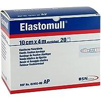 Elastomull 10 cmx4 m 2102 Elastische Fixierbinde, 20 St preisvergleich bei billige-tabletten.eu