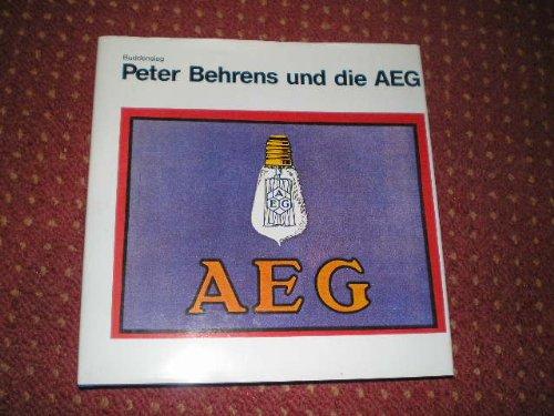 Industriekultur: Peter Behrens und die AEG 1907-1914 Buch-Cover
