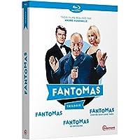 Fantomas-la trilogie