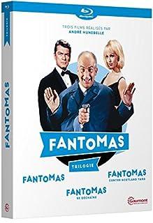 Fantomas - la trilogie [Blu-ray] (B0733T74TC) | Amazon Products