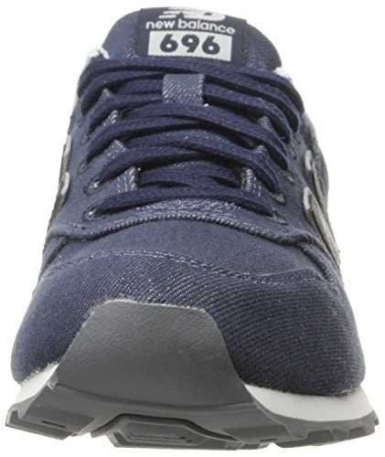 Fashion Lifestyle White Balance Sneaker Sea Sneaker Damen New Denim Schwarz Salt 696 Et4zw