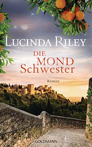 Buchcover Die Mondschwester: Roman - Die sieben Schwestern 5