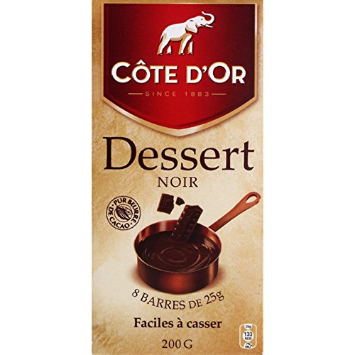 côte d'or Chocolat extra-noir - ( Prix Unitaire ) - Envoi Rapide Et Soignée
