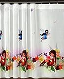 Disney Voile Netz Vorhang Tinkerbell Breite 150cm x 150cm/59