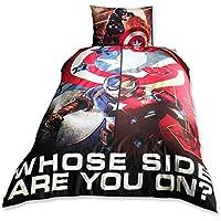 Suchergebnis Auf Amazonde Für Captain America Bettwäsche Sets
