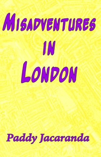 Misadventures in London Cover Image