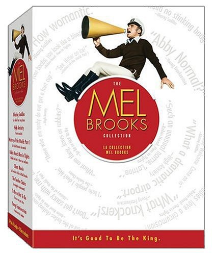 Mel Brooks Box Set Collection (8pc) / (Ws Dol Box) [DVD] [Region 1] [NTSC] [US Import]