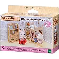 Sylvanian Families - Muebles habitación niños (Epoch para Imaginar 4254)