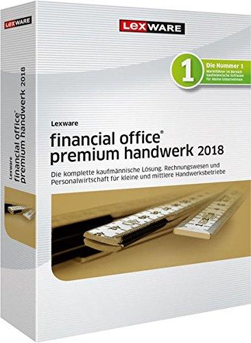 Preisvergleich Produktbild Lexware financial office premium handwerk 2018 Jahresversion 365-Tage