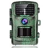 TOGUARD Caméra de Chasse 14MP 1080P Scoutisme Caméra Détecteur de Mouvement Vision...