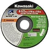 Kawasaki 8413494–1/5,1cm X 1/40,6cm Cutoff wheel- Metall,
