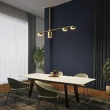 Kroonluchters LTJ 4 Heads Moderne Minimalistische Copper Sfeer Chandelier (Wit Licht) nieuw in 2020 (Color : White Light)