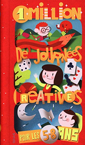 Descargar Libro 1 million de journées créatives pour les 5-8 ans de Fleurus