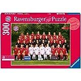 Ravensburger 13049 - FC Bayern München Saison 2011/2012 - 300 Teile Puzzle