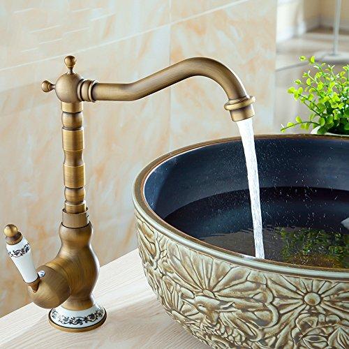 Furesnts casa moderna cucina e bagno rubinetto tutti antichi rame ...