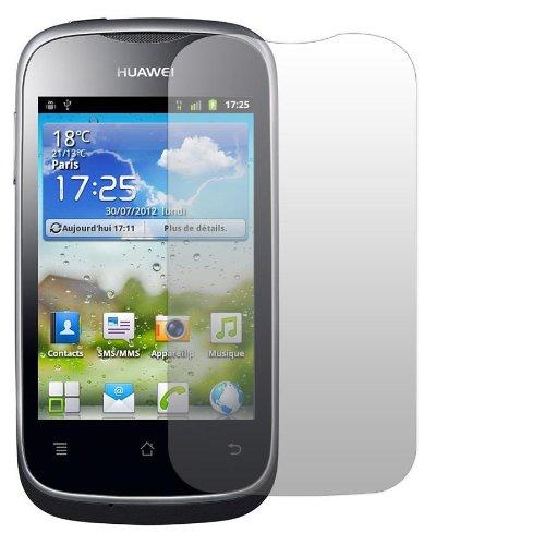 2 x Slabo Displayschutzfolie Huawei Ascend Y201 Pro Displayschutz Schutzfolie