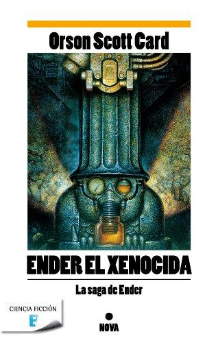 Ender el xenocida (Saga de Ender 3): Nº 2 (ENDER)
