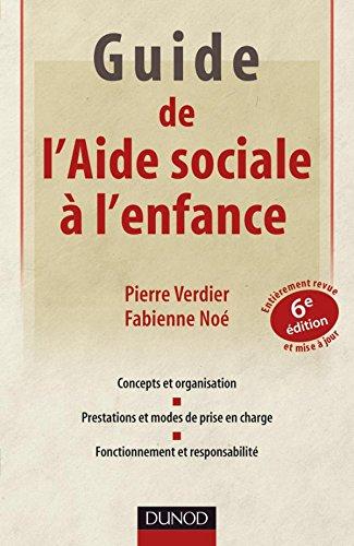 Guide de l'aide sociale à l'enfance - 6ème édition