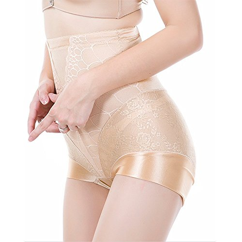 Fzmix-Women-Jacquard-High-Waist-Shapers-Butt-Lifter-Control-Pants-Panties-Postpartum-Belly-Shaped-Slimming-Underwear