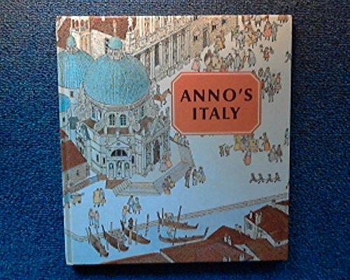 Anno's Italy por Mitsumasa Anno