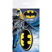 GB eye LTD, Batman Comic, Logo, Portachiavi - Logo Ufficiale Pendente Logo A Pendente