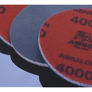 8A-241-4000, Mirka Abralon 6 in. Foam Grip Disc 4000G, Qty. 20 by Mirka